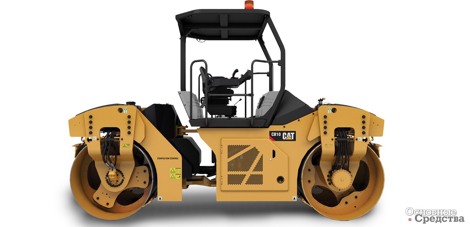 Caterpillar CB 10