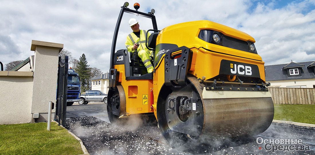 JCB Compact Assist with Density Direct
