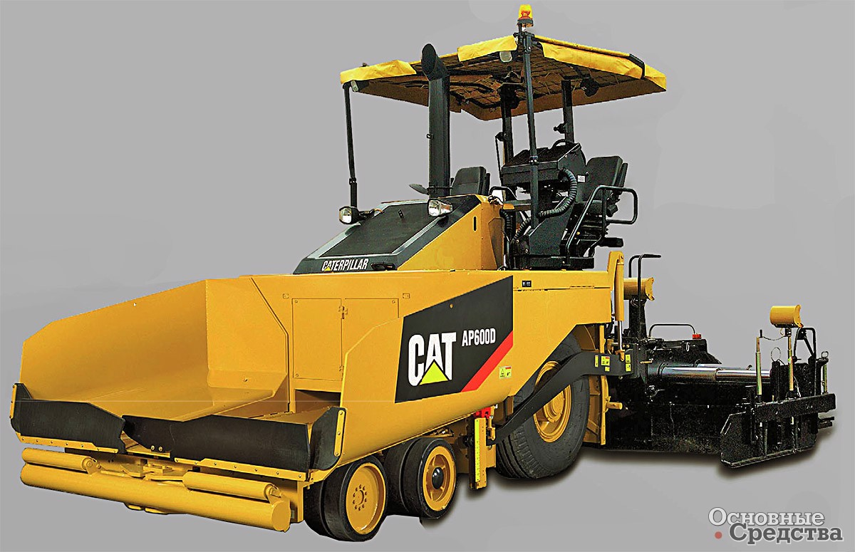 Caterpillar AP655D